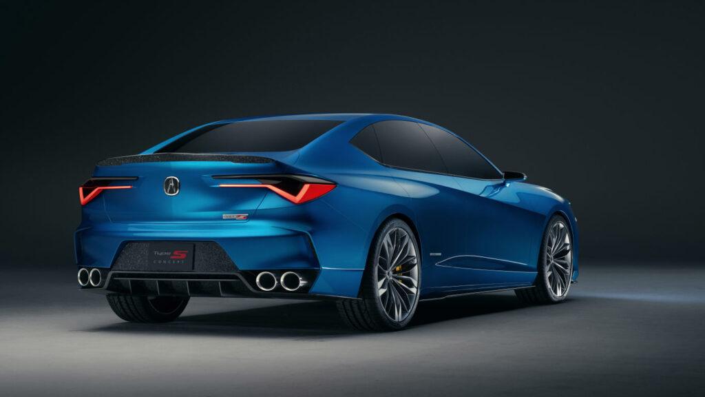 99 01 42enew443 1024x576 - مشخصات جدید از نسل آینده اتومبیلهای TLX فاش شد