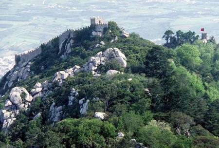 castle moors 02 - قلعه مورس ها در پرتغال (+تصاویر)