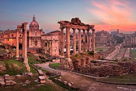 history roman forum 23 - رومن فروم رم ایتالیا