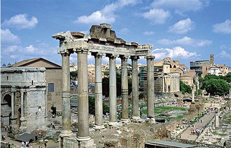 history roman forum 25 - رومن فروم رم ایتالیا