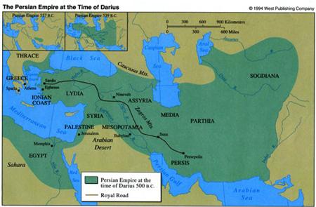 iranian conquered1 2 - این ارتش ایرانی جهان باستان را فتح کرد