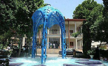 mozaffari palace 02 - آشنایی با کاخ مظفری دارآباد +تصاویر