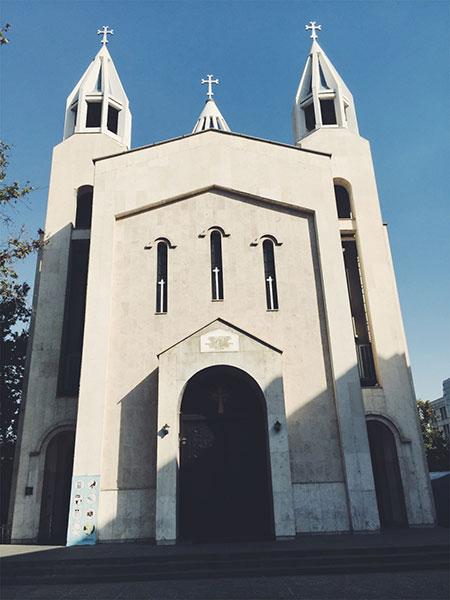 saint sarkis cathedral 24 - کلیسای سرکیس مقدس، بزرگترین کلیسای ارامنه تهران