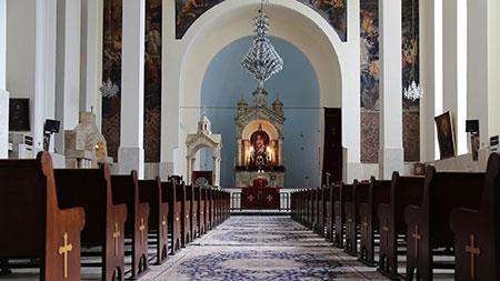 saint sarkis cathedral 25 - کلیسای سرکیس مقدس، بزرگترین کلیسای ارامنه تهران