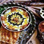 طرز تهیه آش دوغ قزوین