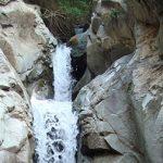 آبشار روستای ایگل در فشم