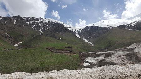 tehran eagle falls 23 - آبشار روستای ایگل در فشم