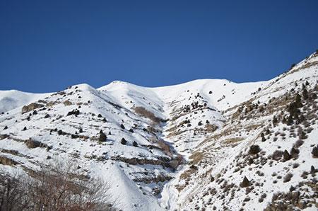 tehran eagle falls 25 - آبشار روستای ایگل در فشم