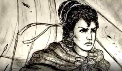 آرتمیس نخستین زن دریانورد ایرانی