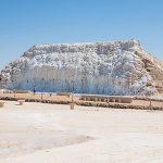 پتاس، اولین آبشار نمکی جهان