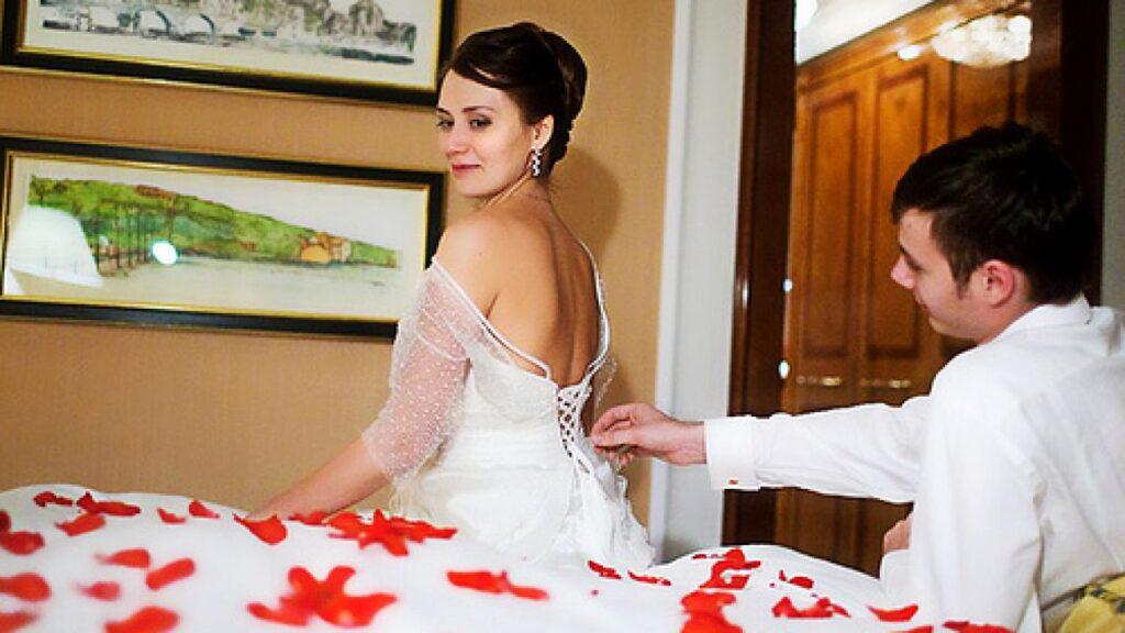 Shab zefaf 1280x720 1 1024x576 - اموزش رابطه شب اول ازدواج