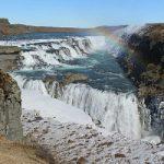 آبشار گولفوس بهترین ابشار ایسلند