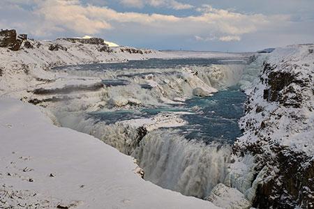 gullfoss falls iceland 25 - آبشار گولفوس بهترین ابشار ایسلند