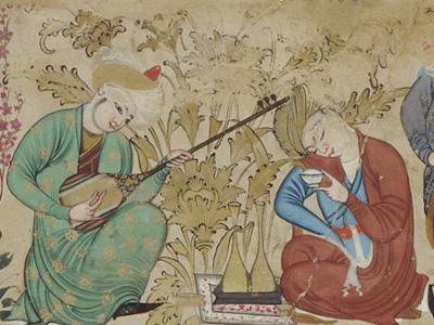 music sassanian2 2 - موسیقی در دوران ساسانیان