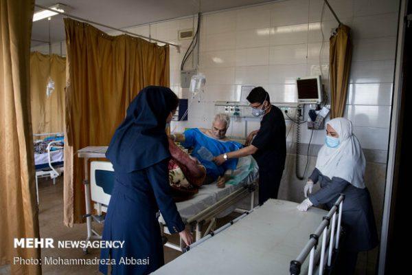 واکسناسیون ۲۵ هزار نفر از کادر درمانی تأمین اجتماعی