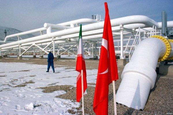 لزوم تلاش ایران برای افزایش سهم گازی در ترکیه