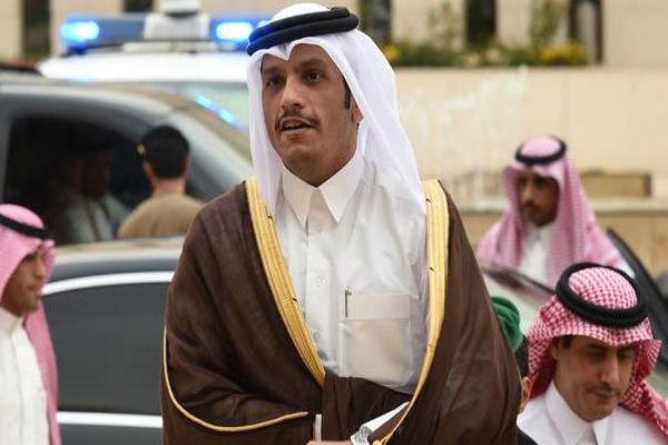 وزیرخارجه قطر: از موضع ولیعهد سعودی در قبال ایران استقبال میکنیم