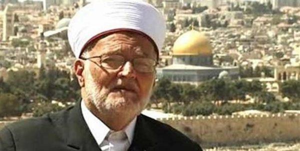 درخواست خطیب مسجد الاقصی برای تشکیل کمیتههای جوانان مدافع بیت المقدس