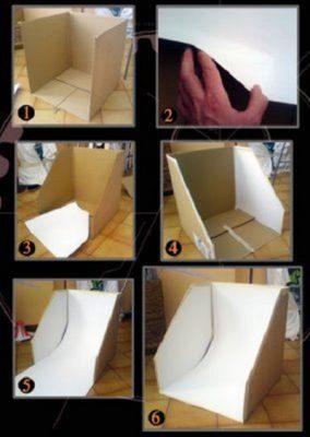 چگونه در خانه خیمه عکاسی درست کنیم؟