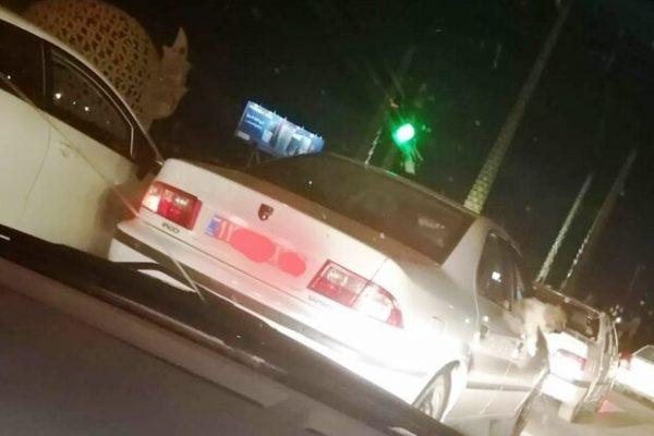 برکناری مدیر خوزستانی که با خودروی دولتی سگ گردانی میکرد