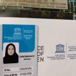 عضویت تکواندوکار مخترع ایرانی در سازمان جهانی یونسکو