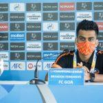 بازیکن گوا: سطح لیگ قهرمانان آسیا با لیگ هند متفاوت است/ هنوز چیزهای زیادی برای اثبات کردن داریم