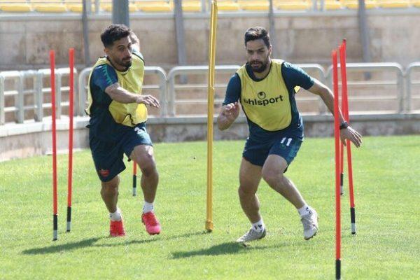 هافبک پرسپولیس در ترکیب منتخب هفته چهارم لیگ قهرمانان فوتبال آسیا