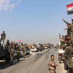 نیروهای سوری یک ایستوبازرسی را در قامشلی از عناصر وابسته به آمریکا پس گرفتند