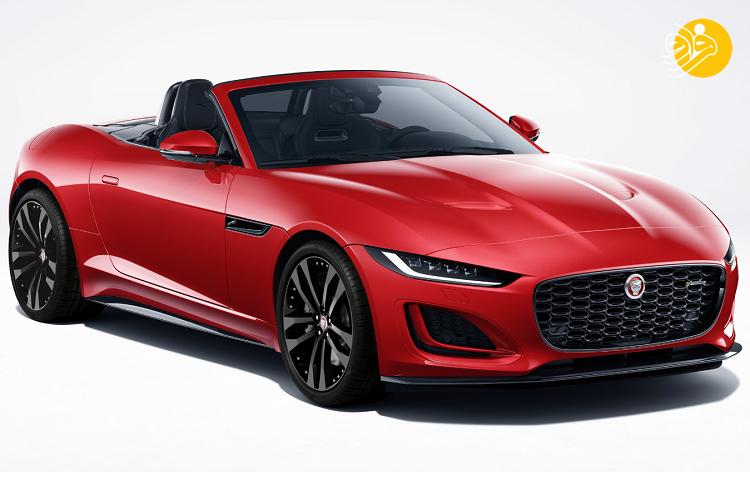 (تصاویر) رونمایی از جدیدترین خودروی جگوار