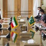 تأکید ظریف بر امنیت و ثبات در مرزهای ایران و پاکستان