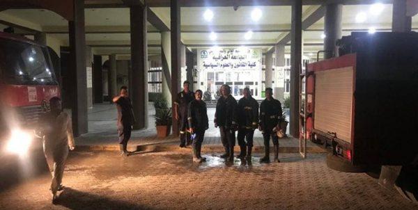 ۲۷ کشته در انفجار در بیمارستان مبتلایان کرونا در بغداد