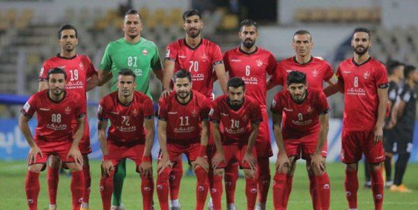 ضرورت قرنطینه کامل تیم فوتبال پرسپولیس پس از بازگشت از هند