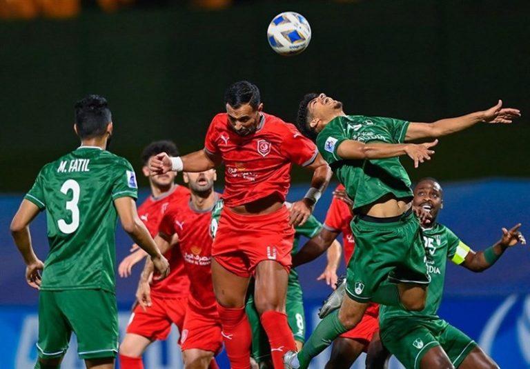 لیگ قهرمانان آسیا| پیروزی الشرطه عراق برابر الدحیل قطر