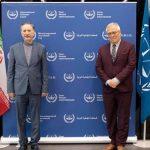 بهاروند: امیدواریم در آینده شاهد تحریم های آمریکا علیه ملت ها و نهادهای بین المللی نباشیم