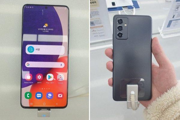 افشای تصاویر واقعی گوشی سامسونگ Galaxy A82