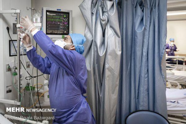 بیمارستانهای پایتخت پر شده از بیماران کرونایی/ تخت خالی نداریم