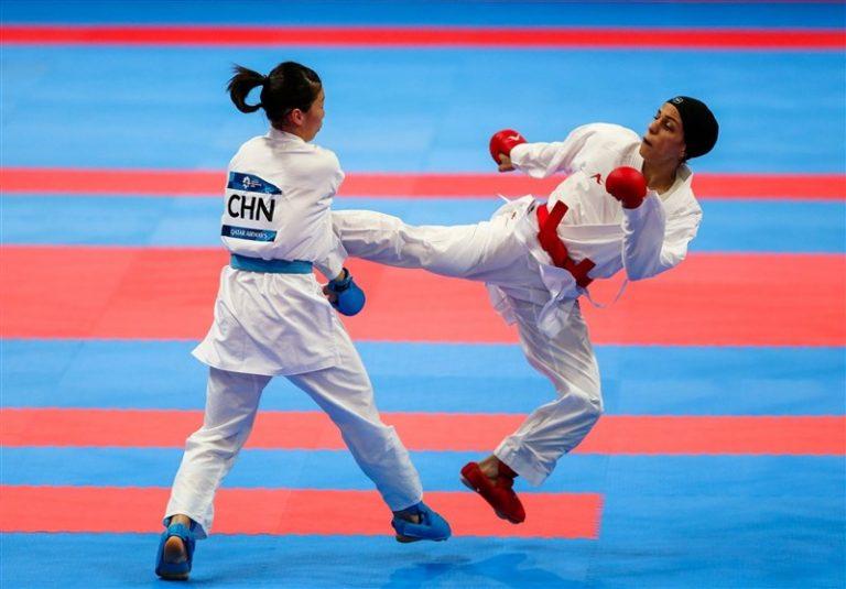 لیگ جهانی کاراته وان لیسبون| خاکسار چهارمین حذف شده ایران