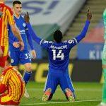 لیگ برتر انگلیس| لسترسیتی همچنان در تعقیب تیمهای منچستری ماند