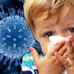 شیوع علائم کووید ۱۹ در بین کودکان آسیب پذیر