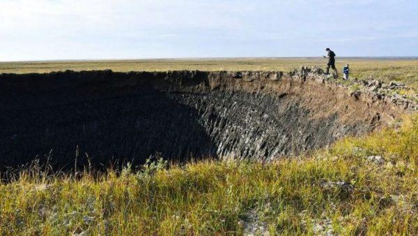 راز حفرههای انفجاری سیبری چیست؟