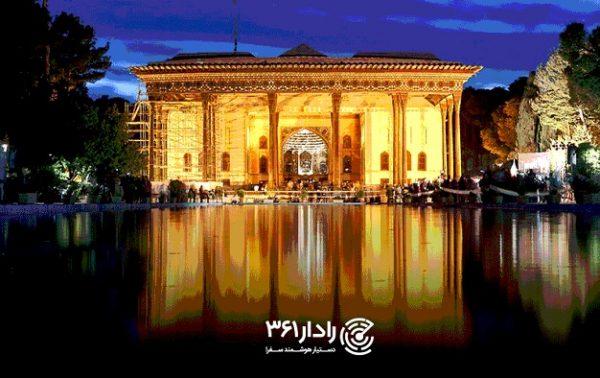 عباس scaled - اقامت در هتل عباسی اصفهان با ارزانترین قیمت