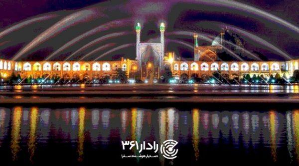 هتل عباسی اصفهان scaled - اقامت در هتل عباسی اصفهان با ارزانترین قیمت