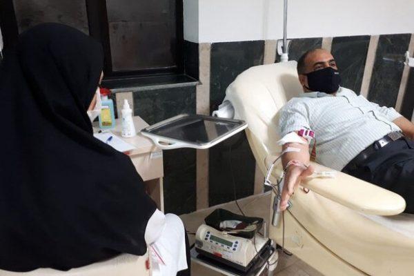 کاهش اهدای خون در استان سمنان/ ۱۵۰۰ واحد پلاسما جمع آوری شد