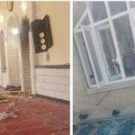انفجار در مراسم نماز جمعه در کابل/ ۱۲ نفر شهید و ۲۰ تَن زخمی شدند