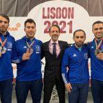چهار ایرانی در صدر بهترینهای جهان/معادله پورشیب و گنج زاده
