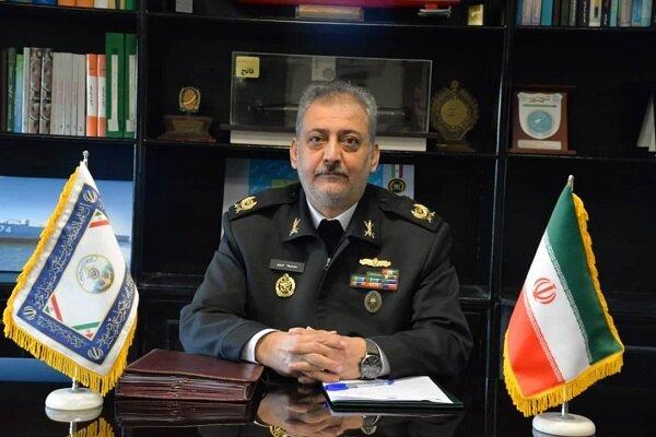 امیر «محمدرضا عزیزی» معاون هماهنگ کننده نیروی دریایی ارتش شد