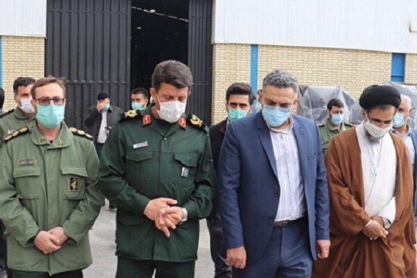 موانع تولید ۶۵۰ واحد تولیدی در طرح شهید کریمی رفع شد