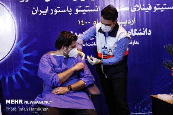 آغاز فاز سوم تست انسانی واکسن پاستور در بندرعباس