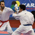 بهمن عسگری نقره گرفت