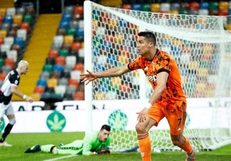 سری A| یوونتوس با دبل دیرهنگام رونالدو از شکست پیروزی ساخت